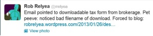 tweet about fidelity bad download filename