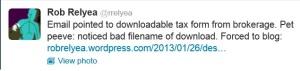 tweet about fidelity bad download filename